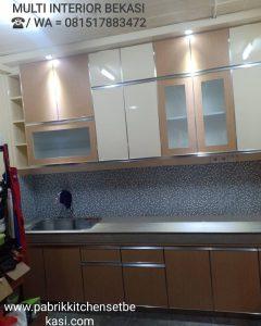 Kitchen set Cimanggis Depok