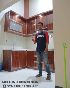 Kitchen set Tambun